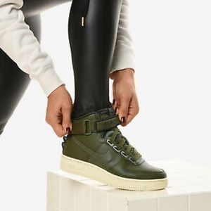 ✔️ NIKE✔️ Air Force 1 High UT 'Olive Canvas'